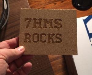 7HMS Rocks